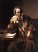 Николас Мас. Апостол Фома