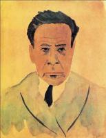 Николай Федорович Лапшин. Автопортрет