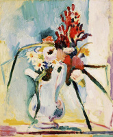 Henri Matisse. The pitcher in colors
