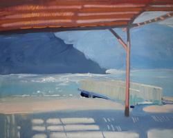Alexander Valerievich Sushchin. Sea wind.