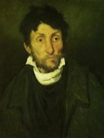 Théodore Géricault. Insane (A Kleptomaniac)