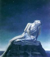 Жан Дельвиль. Забытая страсть
