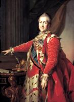 Дмитрий Григорьевич Левицкий. Портрет Екатерины II