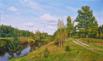 Alexander Vasilyevich Zoryukov. Hello, autumn Bolve