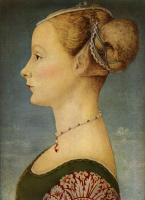 Пьеро дель Поллайоло. Портрет девушки