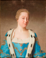 Жан-Этьен Лиотар. Августа, принцесса Уэльская
