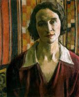Альбер Марке. Портрет жены художника