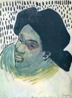 Поль Гоген. Голова женщины