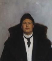 Михаил Васильевич Нестеров. Мужской портрет