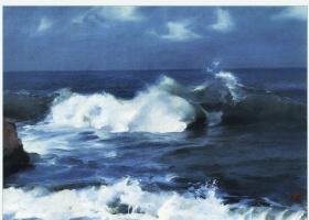 Ю. Пуджиес. Летающие волны