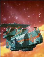 Тревор Уэбб. Космический корабль