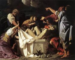 Бартоломео Скедони. Снятие с креста