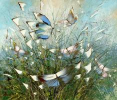Дмитрий Александрович Кустанович. Бабочки и травы