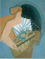 Хуан Грис. Женщина-корзина