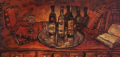 Клод Бонно. Дорогие вина