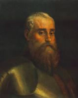 Паоло Веронезе. Портрет Агостино Барбариго, Будапешт