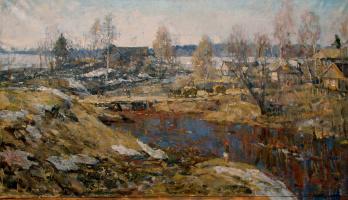 Vyacheslav Andreyevich Fyodorov (1918-1985). Z. H. RSFSR. (no title)