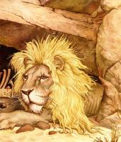 Чарльз Сантор. Старый лев