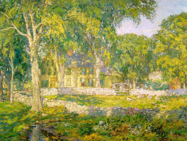 Уилсон Генри Ирвайн. Деревья