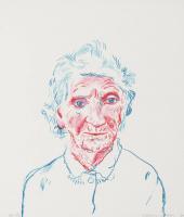 Дэвид Хокни. Портрет матери III