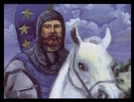 Нан Фридмен. Белый конь