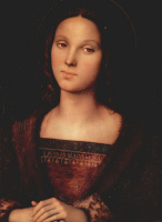Пьетро Перуджино. Св. Мария Магдалина