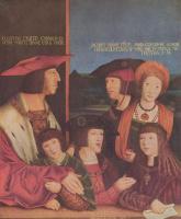 Bernard Strigel. Portrait of Emperor Maximilian with his family
