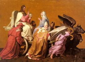 Йозеф фон Фюрих. Религиозный сюжет 16