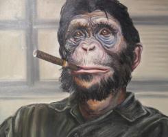 Илья Аркадиевич Чичкан. Из проекта Monkeywood