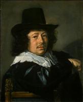 Франс Халс. Портрет молодого человека