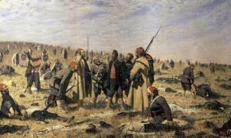 Василий Васильевич Верещагин. Победители