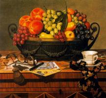 Стоун Робертс. Виноград, персики и яблоки