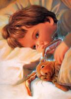 Донна Грин. Плюшевый кролик