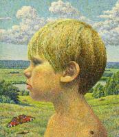 Андрей Иванович Борисов. Шестое лето