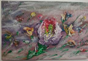 Olena Gubska Gubska Olena. Waltz of the Flowers