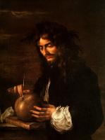 Сальваторе Роза. Портрет художника