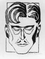 Maurits Cornelis Escher. Portrait of a Man