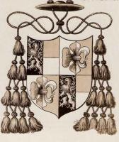 Ханс Бургкмайр Старший. Герб кардинала Маттеуса Ланга