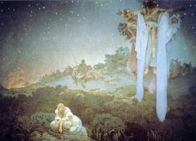 Альфонс Муха. Славяне на своей земле