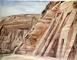 Филипп Перельштейн. Египет