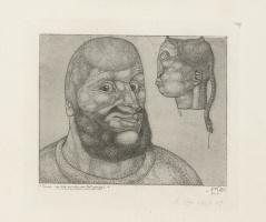 Paul Klee. Perseus