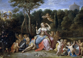 The Garden Of Armida