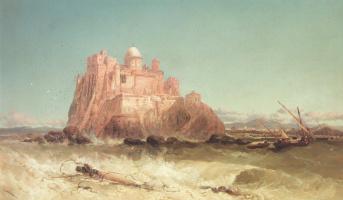 Джеймс Вебб. В Средиземноморье