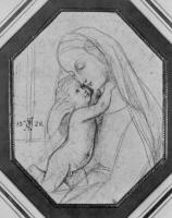 Юлиус Шнорр фон Карольсфельд. Мадонна с младенцем