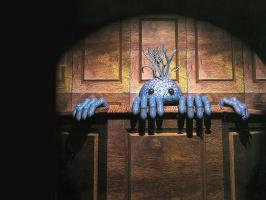 Фред Гамбино. Синие руки