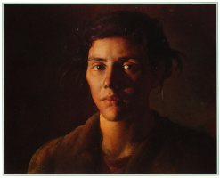 Иаков Коллинз. Мужской портрет