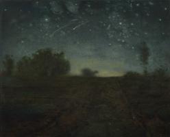Jean-François Millet. Starlight Night