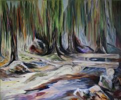 Яна Котт. Альпийский лес