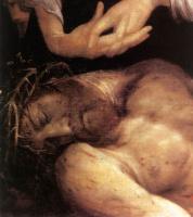 Маттиас Грюневальд. Христос
