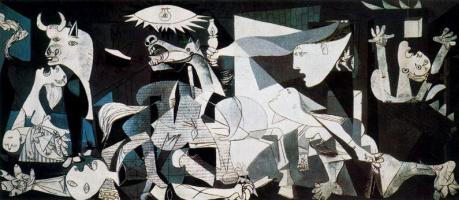 Пабло Пикассо. Эмоции